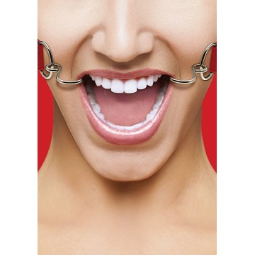 Кляп OUCH! Hook Red SH-OU106RED