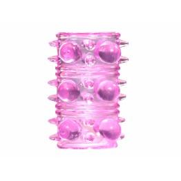 Насадка на пенис Rings Armour pink 0115-11Lola