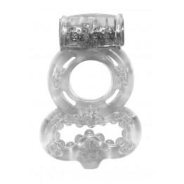 Эрекционное кольцо Rings Treadle white 0114-60Lola