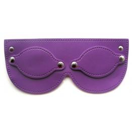 МАСКА НА ГЛАЗА цвет фиолетовый, (PVC) арт.MLF-90021-5