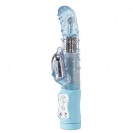 Вибратор водонепроницаемый силиконовый 14 см