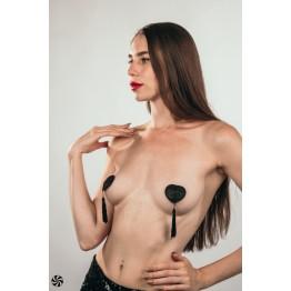 Пэстисы Burlesque Evans Black 3635-01lola