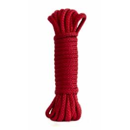 Веревка Party Hard Tender Red 1158-02lola
