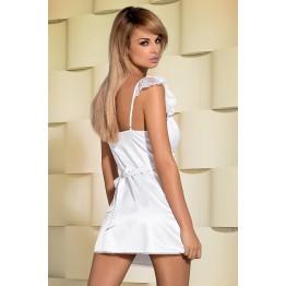 сорочка  и трусики  Feelia (S\M, белый)
