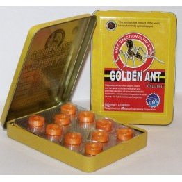 Препарат для потенции Золотой муравей (Gold Ant) 12 таб., GA-6710