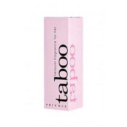 Туалетная вода Taboo Frivole для женщин, 50 мл