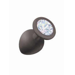 Анальная пробка Emotions Cutie Large Black moonstone crystal 4013-08Lola