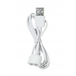 Вакуум-волновой бесконтактный стимулятор клитора Satisfyer Curvy 2+, Силикон, Белый, 14,3 см