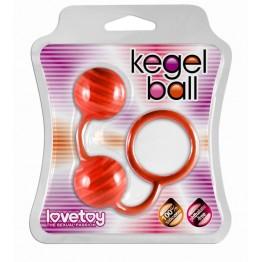 Вагинальные шарики розовые 46702-3