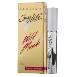 Духи с феромонами Wild Musk №4 философия аромата -  Shaik 77  Aventus , мужские, 10 мл