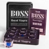 Таблетки для повышения потенции Boss Royal Viagra, 1 бан. BRV-1509