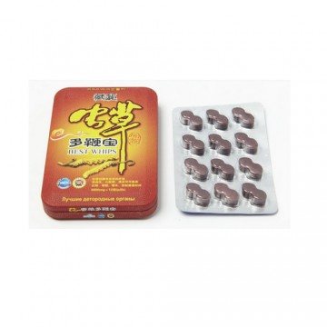 Препарат для повышения потенции Best Whips 1 таблетка, BeWh1215