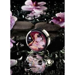 Массажное аромамасло Shunga Romance с ароматом клубники и шампанского, 30 мл