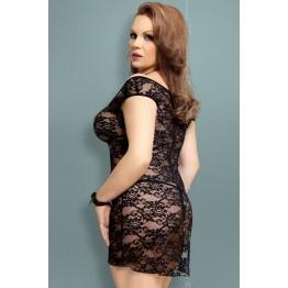 Linley - Ночная сорочка черная-XXL