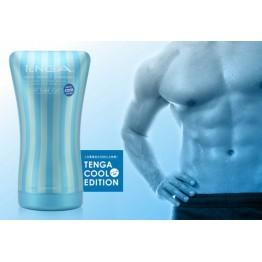 TENGA 102c Мастурбатор Soft Tube Cool с охлаждающим эффектом