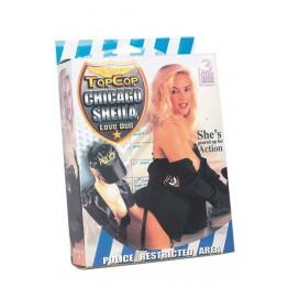 Кукла Коп из Чикаго надувная