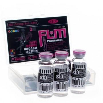 FLM PHEROMONE розовые капли  для женщин 1 флакон E-0147