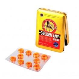 Препарат для потенции Golden Ant - Золотой Муравей 10таб., GA-6711