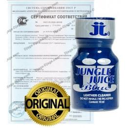 Попперс Jungle Juice Blue 10 мл. Канада, 10-031P