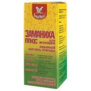ЗАМАНИХА ПЛЮС ПЕНАЛ ПЛАСТИКОВЫЙ 10 таблеток арт. LB-15008