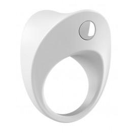 Эрекционное кольцо белое B11-10