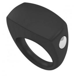 Эрекционное кольцо черное B6-1