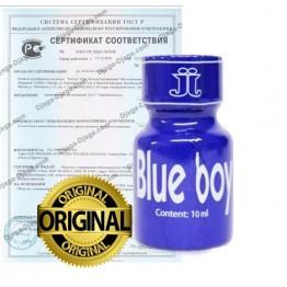 Попперс Blue Boy 10 мл. Канада, 10-040P