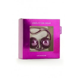 Шарики Pleasure balls Deluxe Purple SH-SHT081DPUR