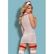 костюм Caregirl (L-XL, белый)