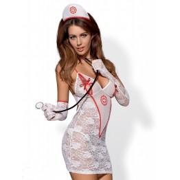 Комплект Medica dress (L-XL, белый)