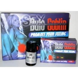 Sex dulo goblin капли для женщин 1 флакона E-0159