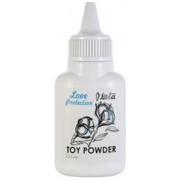 Пудра для игрушек Love Protection Classic 15гр 1827-00Lola