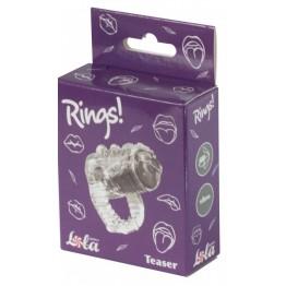 Насадка на язык Rings Teaser transparent 0116-01Lola