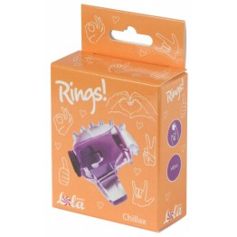 Насадка на палец Rings Chillax purple	0117-00Lola