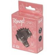 Насадка на палец Rings Chillax black 0117-01Lola