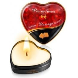 Аромамасло массажное свеча для тела Карамель 35 мл., 826068