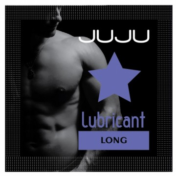 Пролонгирующий лубрикант JUJU Long Саше 3ml 7142JU
