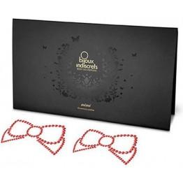 Bijoux Украшение на грудь Mimi Bow - Red