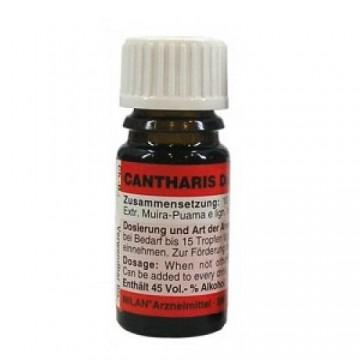 Женские Универсальные возбуждающие капли Cantharis D6 (Кантарис Д6) 5 ml, 290 MIL