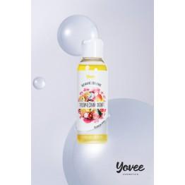 Массажное масло для поцелуев Yovee by Toyfa Тропический флирт со вкусом экзотических фруктов,100 м